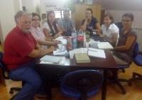 Работен состанок во Српската агенција за животна средина во Белград