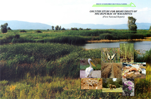 First National Report - Study for biodiversity of the RM