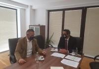 средба со градоначалник на Ресен
