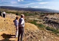 Државниот секретар во МЖСПП и екпертски тим од ЕБРД направија увид на локациите на