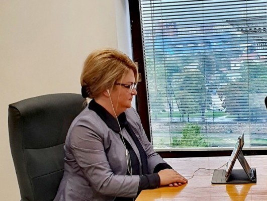 Заменик министерката Оџаклиеска на министерски состанок на UNECE за урбан развој,